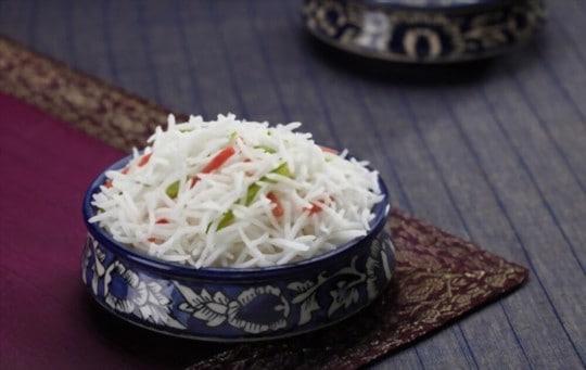 what is basmati rice