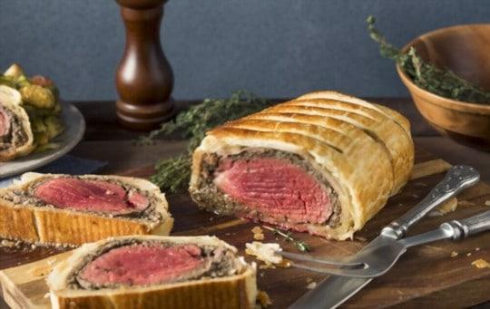 what is beef wellington