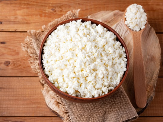 what is cottage cheese