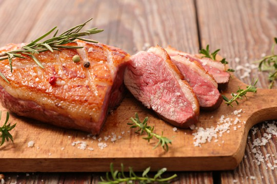 what is duck breast
