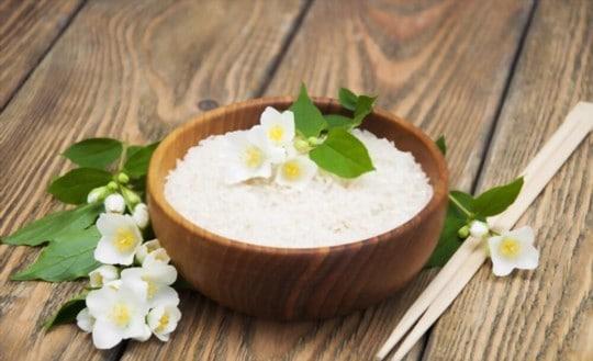 what is jasmine rice