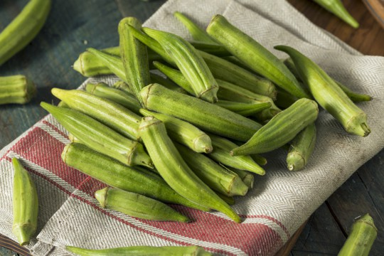 what is okra