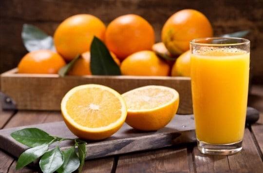 what is orange juice