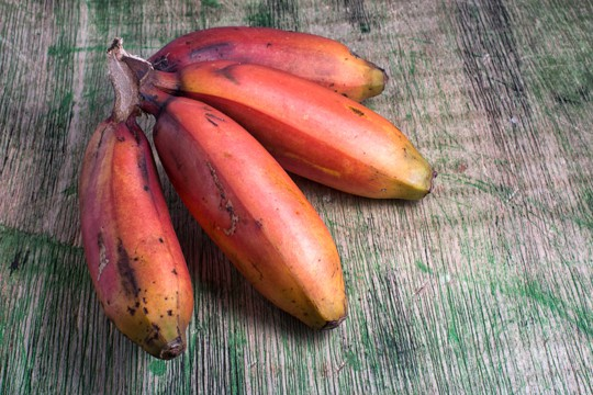 what is red banana