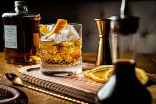 what is rye whiskey