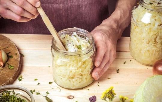 what is sauerkraut