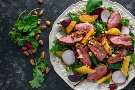what to serve with duck breast best side dishes