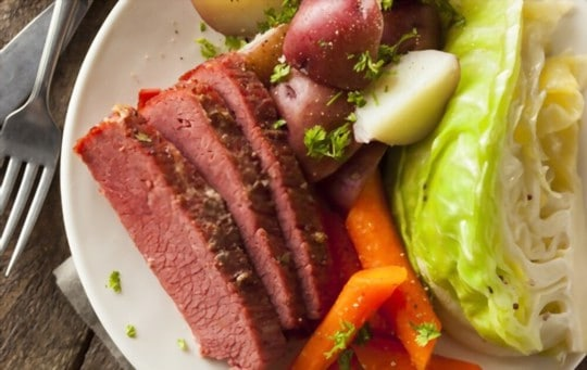 where does corned beef come from