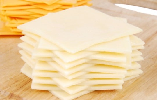 why consider freezing american cheese