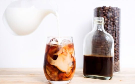 why consider freezing brewed coffee