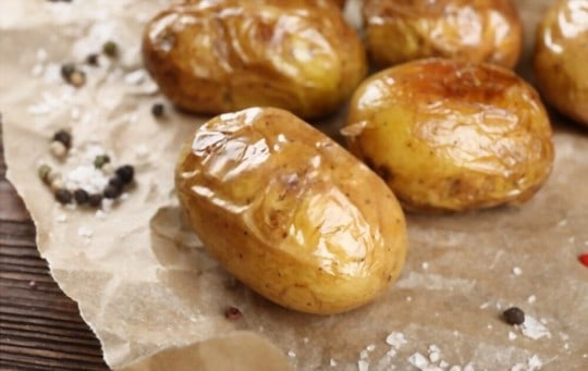 does freezing affect baked potatoes