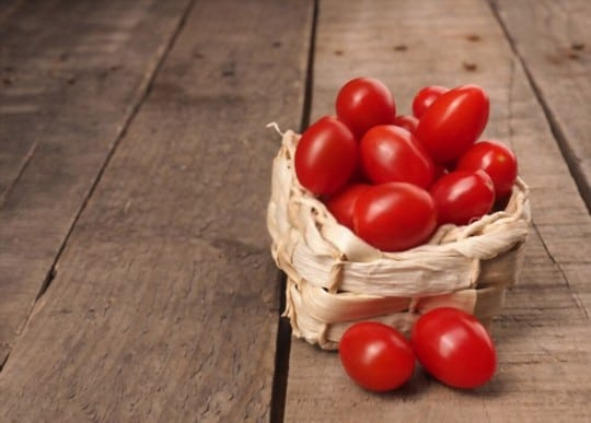 does freezing affect grape tomatoes