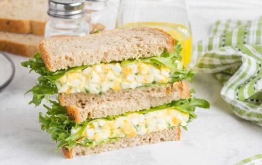 does freezing affect mayonnaise sandwich