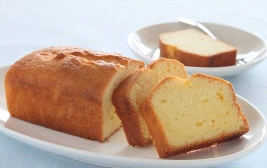 does freezing affect pound cake