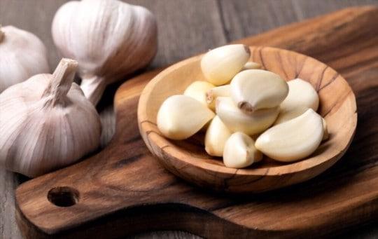 freezing garlic cloves peeled