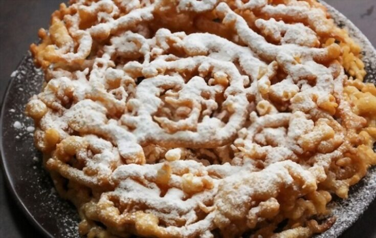 How to Reheat Funnel Cake - The Best Ways