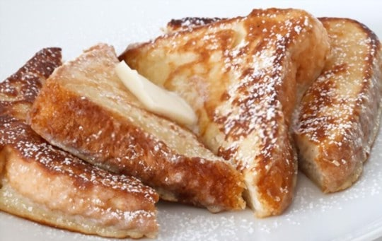 how to thaw frozen french toast