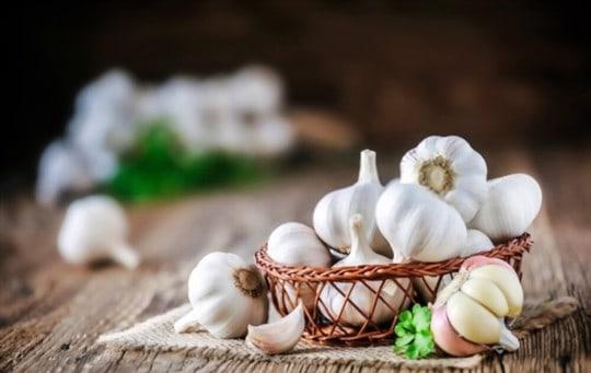 how to thaw frozen garlic