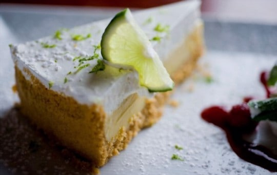 how to thaw frozen key lime pie
