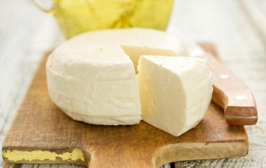 how to thaw frozen queso fresco