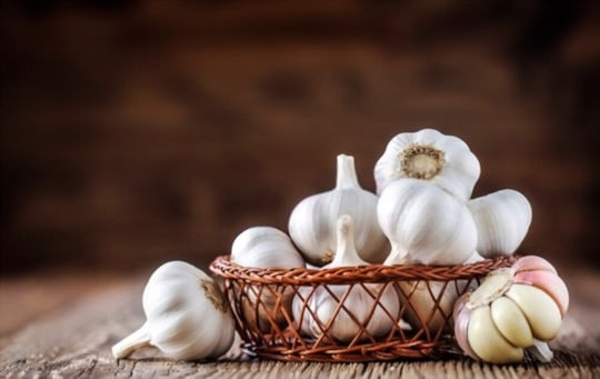 how to use thawed garlic