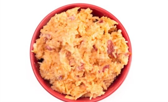 what exactly pimento cheese