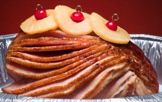 baked ham with pineapple glaze