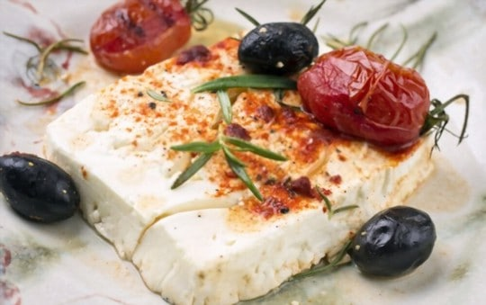 best substitute of feta cheese