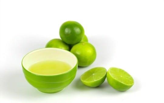 lime juice brown sugar
