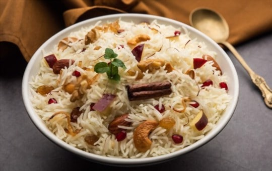 spicy rice pilaf