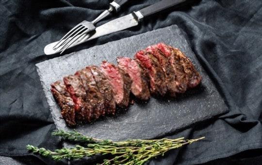 what is a skirt steak