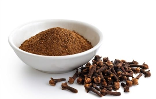 what is ground cloves
