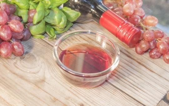 what is red wine vinegar