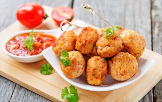 what to serve for chicken meatballs best side dishes