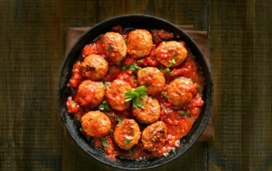 What to Serve with Chicken Meatballs? 8 BEST Side Dishes