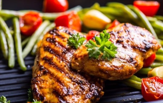 what to serve with grilled chicken best side dishes