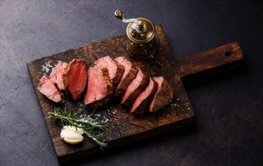 why consider serving side dishes for beef tenderloin