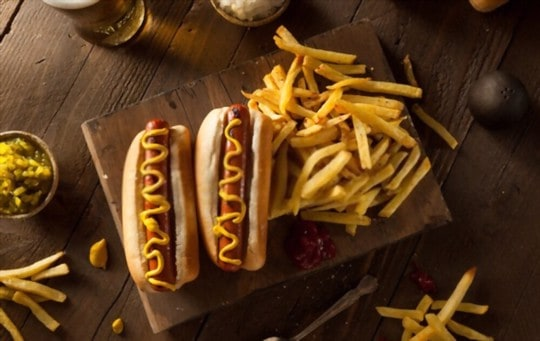 why consider serving side dishes for hot dogs