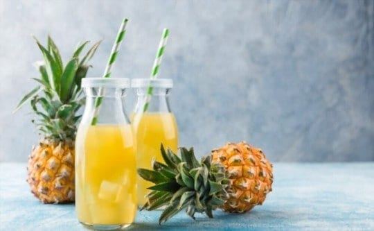 The 5 Best Substitutes for Pineapple Juice