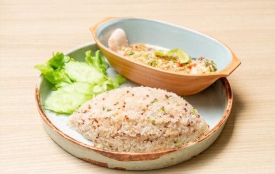rice or quinoa