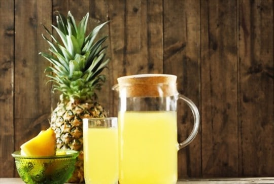 what is pineapple juice