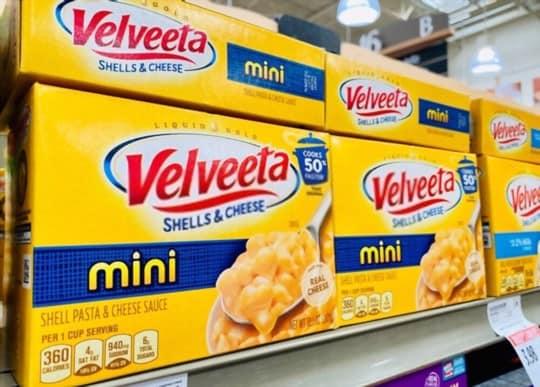 what is velveeta