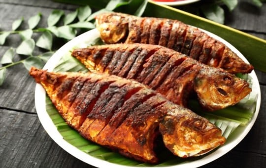 why consider serving side dishes for fried fish