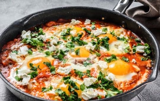 why consider serving side dishes for shakshuka